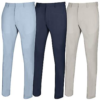 Wolsey Mens High Stretch Sport Chino Golf Trousers