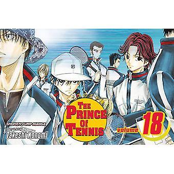 Prinsen av Tennis Vol. 18 av Takeshi Konomi