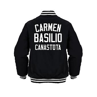 Carmen Basilio Boxing Legend Jacket