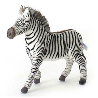 Hansa Zebra Plush Toy