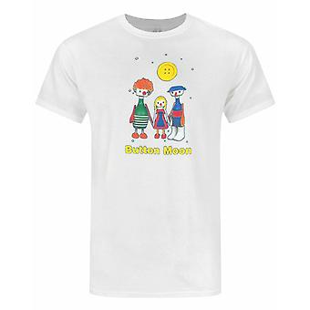 Button Moon Characters Men's T-Shirt