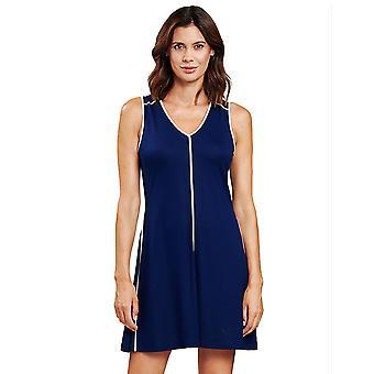 Rösch 1205539-10063 Women's Navy Blue Beach Dress