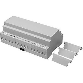 Axxatronic CNMB-9-KIT-CON DIN rail casing 90 x 160.0 x 58 Polycarbonate (PC) 1 pc(s)