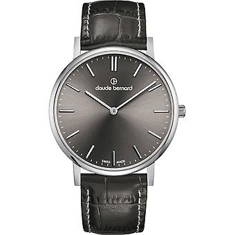 Claude Bernard - Wristwatch - Unisex - Slim Line 41 MM - 20219 3 GIN