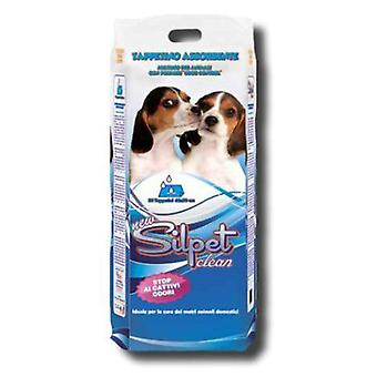 Silpet Absorbent Pet Pads (Dogs , Grooming & Wellbeing , Bathing and Waste Disposal)