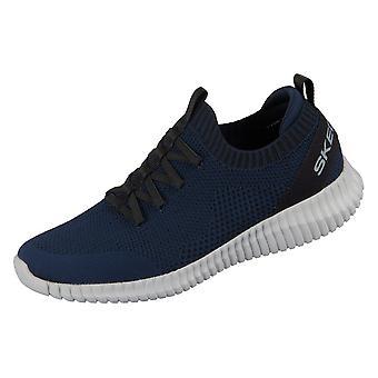 הסקירס עלית Flex 232048NVY אוניברסלי כל השנה נעליים גברים
