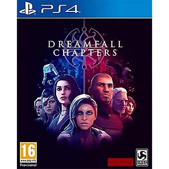 Dreamfall Chapters PS4 gry