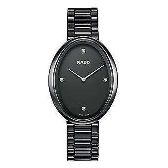RADO quartz analogue watch, ceramic 277.0093.3.071