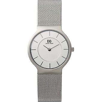 Danish Design Ladies Quartz analogue watch with stainless steel band IV62Q732
