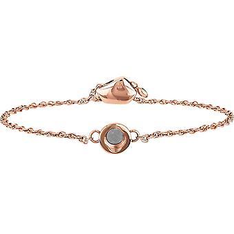 Breil TJ2228 bracelet - Bracelet steel IP Rose Cha of Extension woman