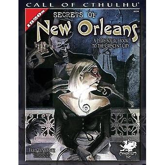 Secrets of New Orleans by Van Lente & Fred