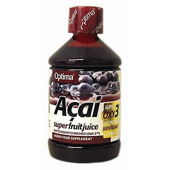 Optima Acai juice 500 ml (Food, Beverages & Tobacco , Beverages , Fruit Flavored Drinks)