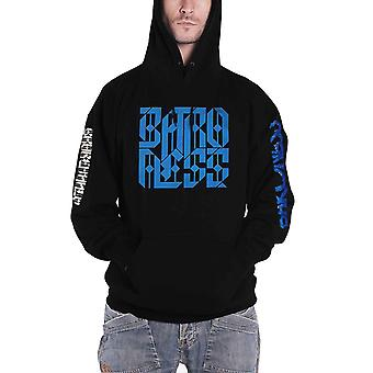 Baroness Hoodie Broken Halo Evolution Tour Band Logo Official Black Pullover