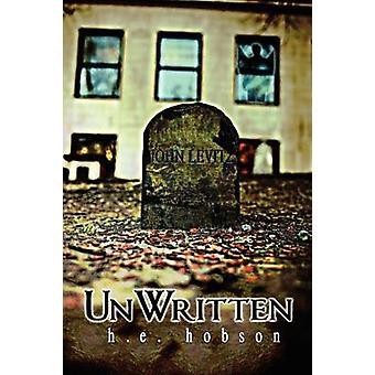 Unwritten by Hobson & Harlan
