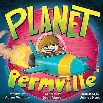 Planet Permville by Manor & Idan