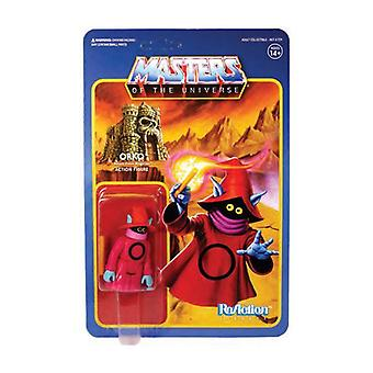 Super7 Orko Masters of the Universe ReAction Action Figure