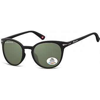 Sonnenbrillen by SGB  Damen schwarz/grün (MP50)