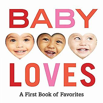 Baby Loves - A First Book of Favorites by Abrams Appleseed - 978141973