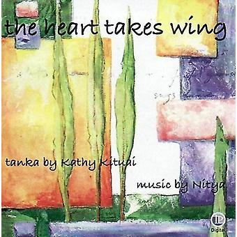 Heart Takes Wing by Kathy Kituai - 9781921479120 Book