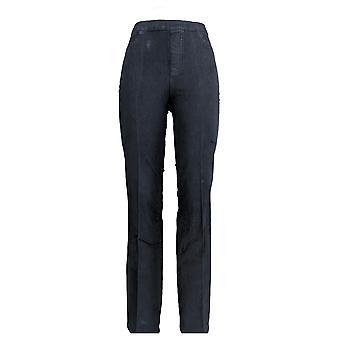 Isaac Mizrahi Live! Damen's Jeans 24/7 Denim Boot Cut Dunkelblau A270047