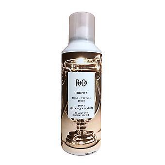 R+Co Trophy Shine + Texture Spray 6 OZ