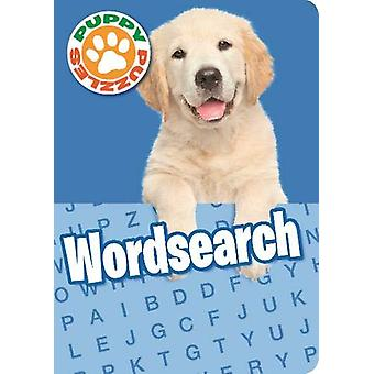 Puppy Puzzles Wordsearch by Eric Saunders - 9781789501520 Book