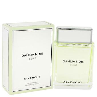 داليا نوير L'eau Eau De Toilette Spray by Givenchy 4.2 oz Eau De Toilette Spray