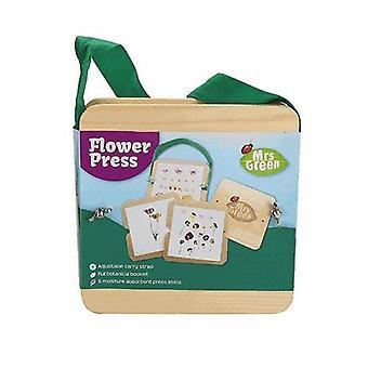 Mrs Green Flower Press & Dry
