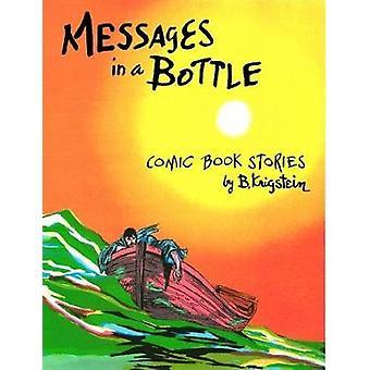 Berichten in een fles Comic Book verhalen door B. Krigstein door Bernard Krigstein & geredigeerd door Greg Sadowski