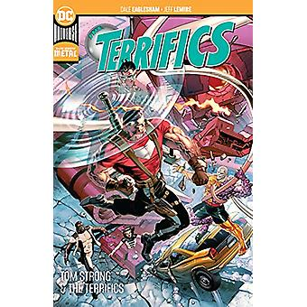 The Terrifics Volume 2 - Tom Strong and the Terrifics by Jeff Lemire -
