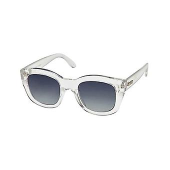 Le Specs Runaways Sunglasses Clear