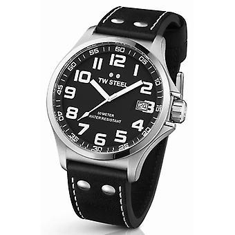 TW Steel TW408 Pilot Watch 45 mm