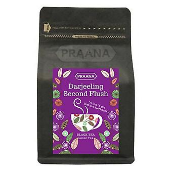 Praana Tea - Darjeeling Tea From Margaret's Hope Tea Gardens - 100 G
