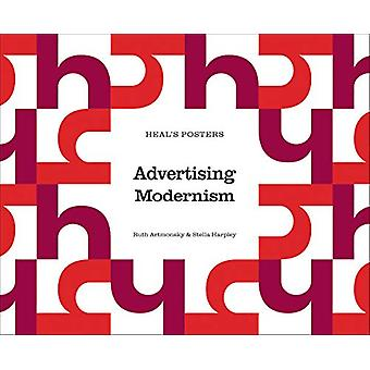 Heal's Posters - Advertising Modernism by Ruth Artmonsky - 97809935878