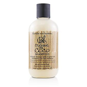 Bb. crème de coco shampoo (droog of grof haar) 231190 250ml/8.5oz