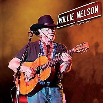 Willie Nelson - Interviews [CD] USA import