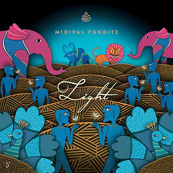 Midival Punditz - Light [CD] USA import