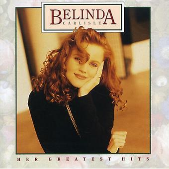 Belinda Carlisle - Her Greatest Hits [CD] USA import