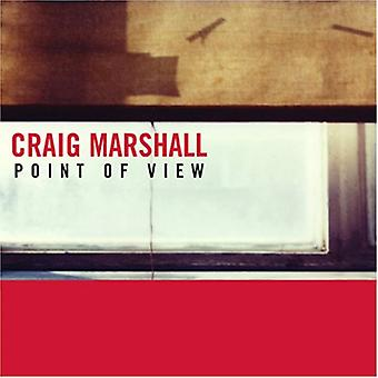 Craig Marshall - Point of View [CD] USA import
