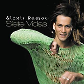 Alexis Ramos - Siete Vidas [CD] USA import