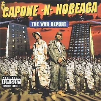 Capone-N-Noreaga - War Report [CD] USA import