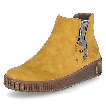 נעלי החורף האוניברסלי rieker Y646168 הנשים