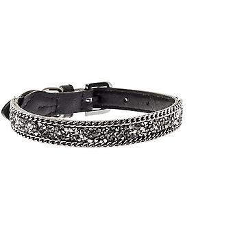 Ferribiella Brilli-Brilli Lederhalsband (Hunde , Für den Spaziergang , Halsbänder)