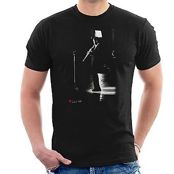 John Coltrane sopraano saksofoni Miesten t-paita