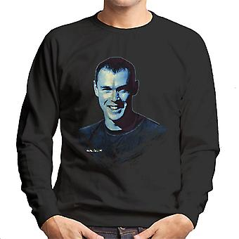 Motorsport Images Richard Burns Portrait Hommes-apos;s Sweatshirt
