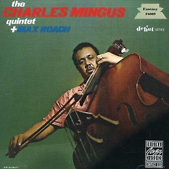 Charles Mingus - Plus Max Roach [CD] USA import