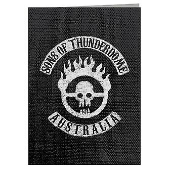 Sons Of Thunderdome Mad Max Greeting Card