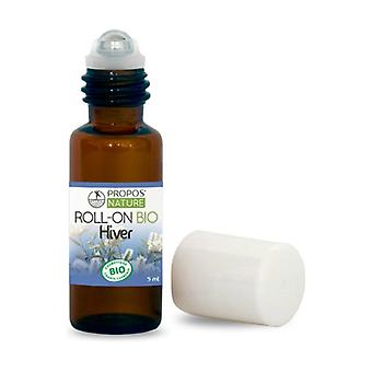 Winter Roll-On 5ml 5 ml of essential oil