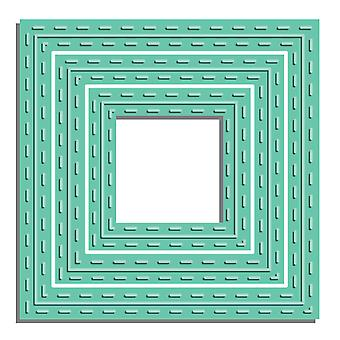 LDRS Creative Stitched Square sterft