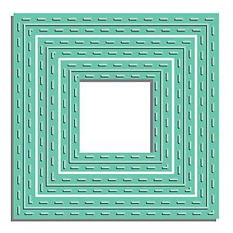 LDRS Creative Stitched Square Dies